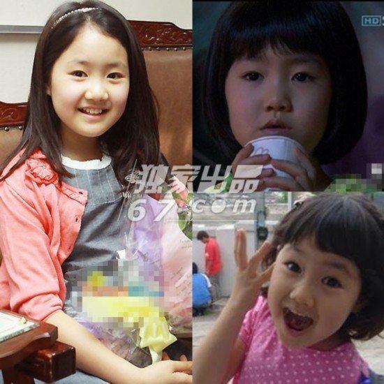 [娱乐新闻] 韩剧童星多已长残 小可爱浮肿变大妈