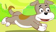一只哈巴狗