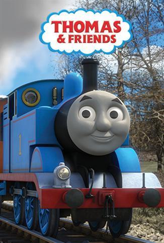 托马斯和他的朋友们 第二十一季 英文版