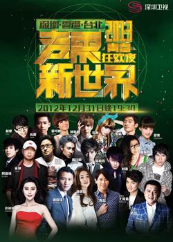 深圳卫视2013跨年晚会