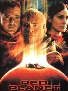 《红色星球》-科幻,动作,惊悚