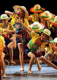 幼儿音乐舞蹈