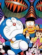 哆啦A梦1993剧场版:大雄与白金迷宫国语