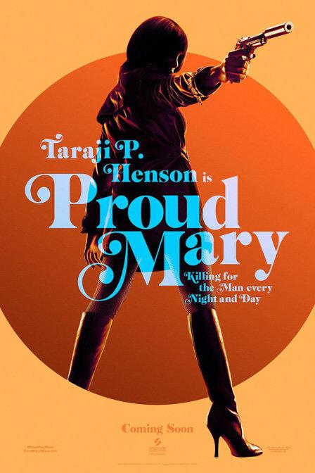 骄傲的玛丽 Proud Mary