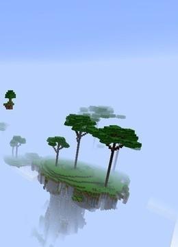 我的世界扁桃空岛大冒险