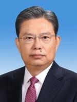赵乐际同志简历