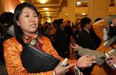谭志娟代表:发展乡村旅游 助力扶贫攻坚