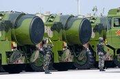 俄媒称东风导弹部分数据外泄