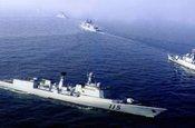 揭秘解放军海军三大舰队