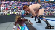 WWE SmackDown 20201017期1104期 中文解说