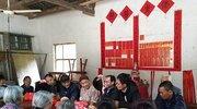 谢文淦爱心团走进崇义县妙音寺推广传统文化