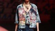 行走在艺术道路上的时尚匠人 陈闻时装发布会举行