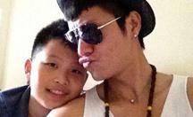陈坤13岁儿子生母到底是谁?