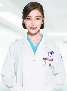 (高晓菲 饰 乔娜)刘慧敏助手 大龄独立单身女医生