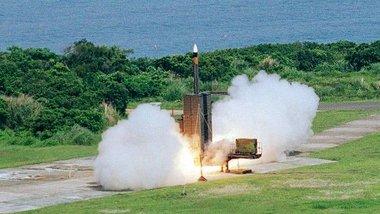 """台湾弃造远程导弹是对大陆的""""善意""""?"""