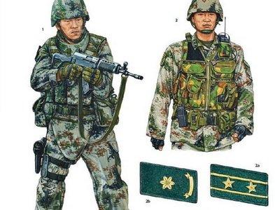 中国单兵装备还在二战时代?