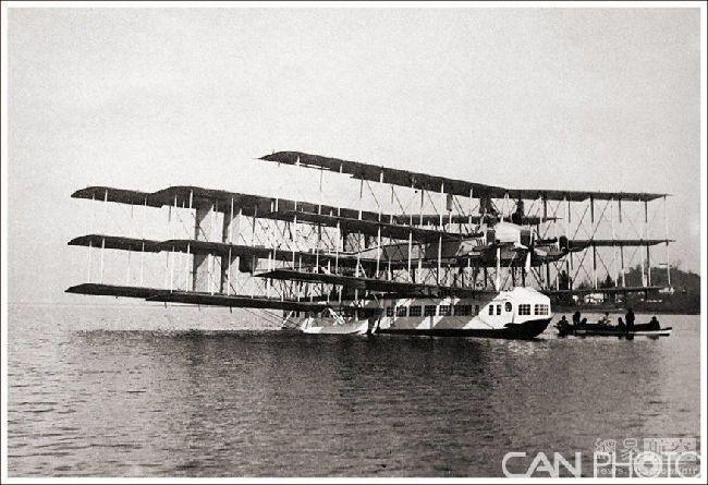 它是最大的水上飞机