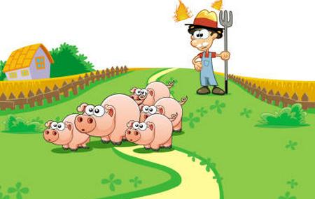 猪八戒 听说你的口粮涨价了