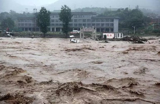 Hebei has killed 36 people and 77 people missing