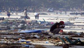 2004年印度洋大地震(一般简称印度洋海啸或南亚海啸,科学界称为