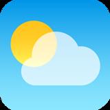 天气预报:界面简洁实用,数据都是老百姓看得懂的