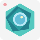InstaShape:为你的照片加上各种形状,包括圆形、心形、花瓣
