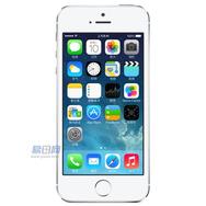 苹果(APPLE)iPhone 5s 16G版 4G手机(银色)TD-LTE/TD-SCDMA/WCDMA/GSM