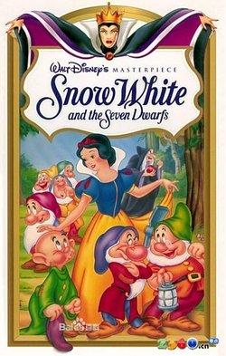 七个小矮人经典作品《白雪公主》不仅标志着迪士尼在