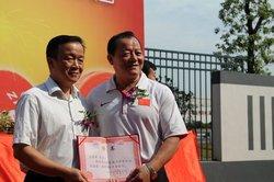 日前,马文广亲自到无锡拜访王国新,希望他能为国家