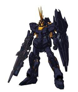 RX-0(N)独角兽高达2号机 报丧女妖·命运女神