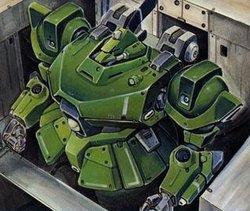 MS-17B加里波第α