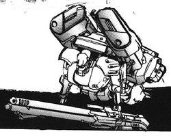 MS-06JX木星扎古