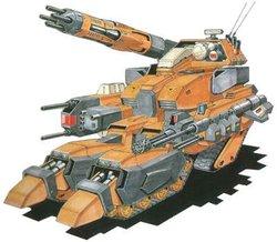 RXR-44钢坦克R-44强力武装型