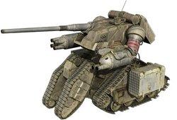 RTX-440陆战强袭型钢坦克