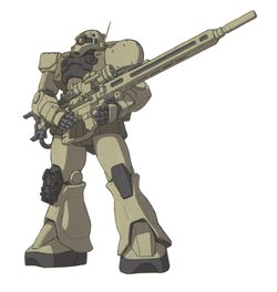 MS-05L狙击型扎古Ⅰ