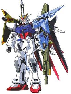 GAT-X105+AQM-E-YM1完美强袭高达