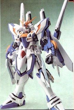 GF13-017NJⅡVXS神高达极限型