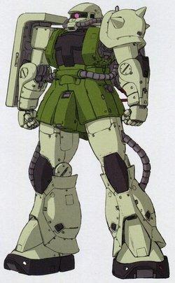 MS-06F布雷型扎古