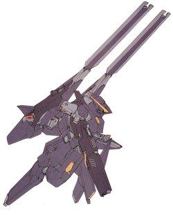 RX-124高达TR-6·海兹尔Ⅱ
