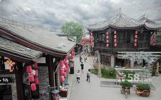 268元的天台山、平乐攻略v攻略古镇【7.4折】诀套餐仙剑图片