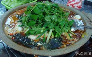 豪情石锅鱼5-6人美味套餐武汉食旺永亚惠美图片