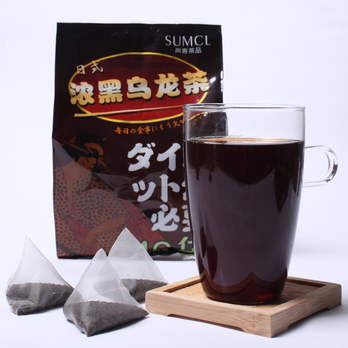 尚客茶品 浓黑乌龙茶 浓黑大红袍 油切绿茶 家