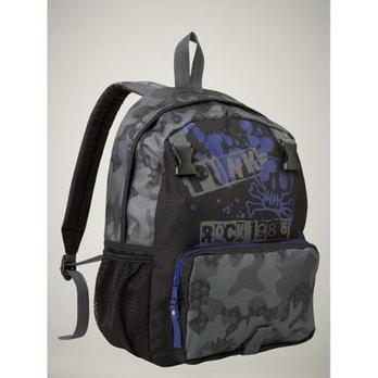 时尚印花儿童背包/书包