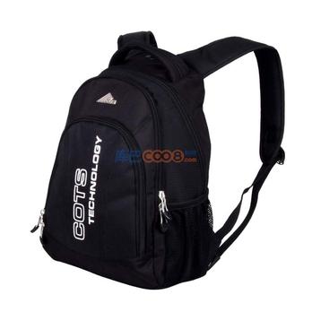 cots时尚休闲双肩背包cots41黑色小容量