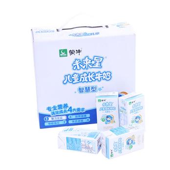 蒙牛未来星儿童牛奶智慧型125ml×20盒