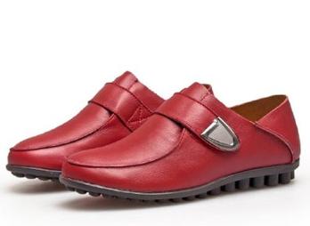 孕妇单鞋 女皮鞋