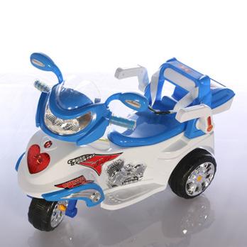 遥控三轮摩托车 儿童电动车
