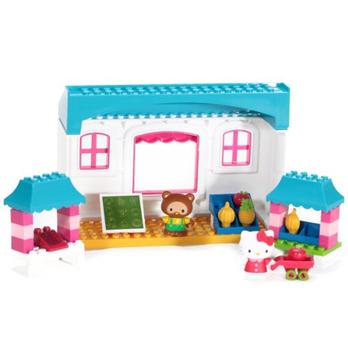 美高 积木拼插玩具