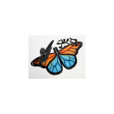 蝴蝶立体拼图