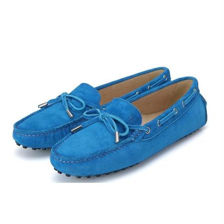 t牌欧美女士单鞋女式豆豆鞋驾车鞋平底休闲鞋四季鞋